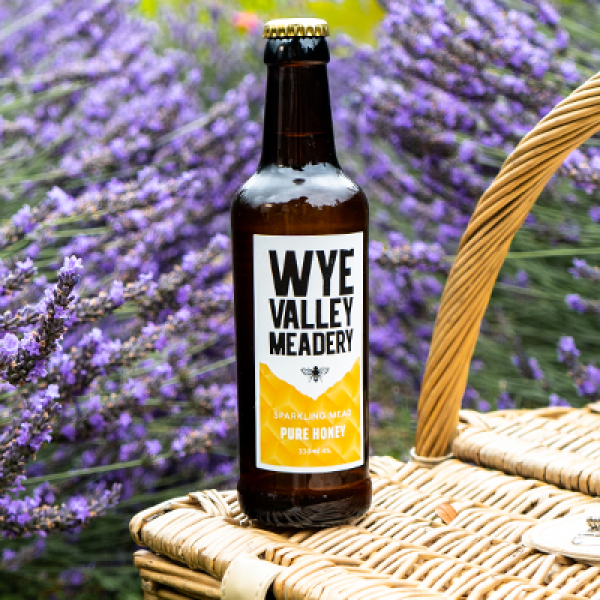 """Wye Valley Mead """"Pure Honey"""""""