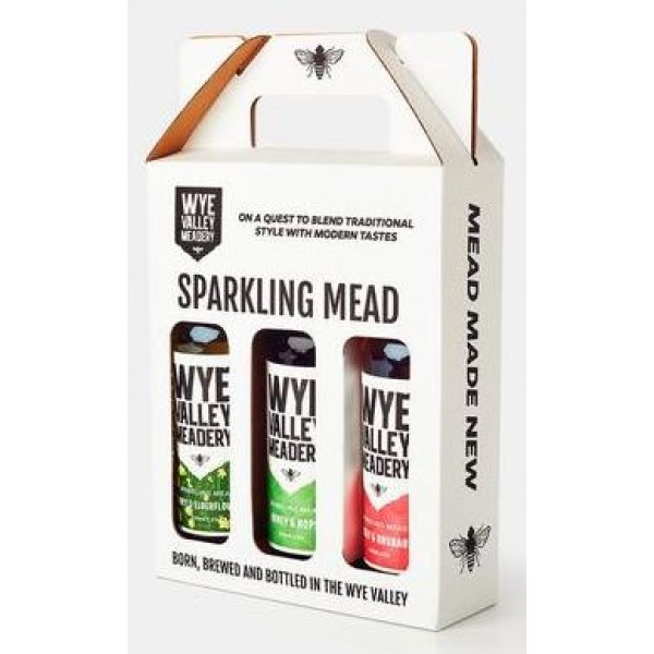 Wye Valley Mead Gift Box