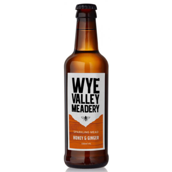 """Wye Valley Mead """"Honey & Ginger"""""""