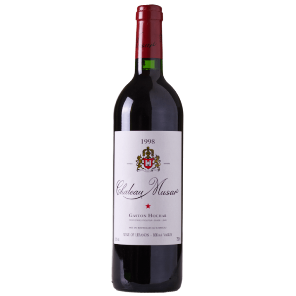 Chateau Musar Red 1998