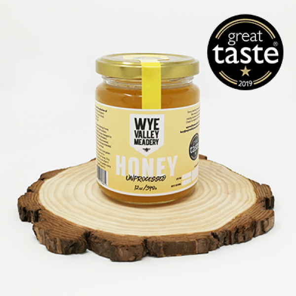 Local Welsh Wye Valley Honey 340gr