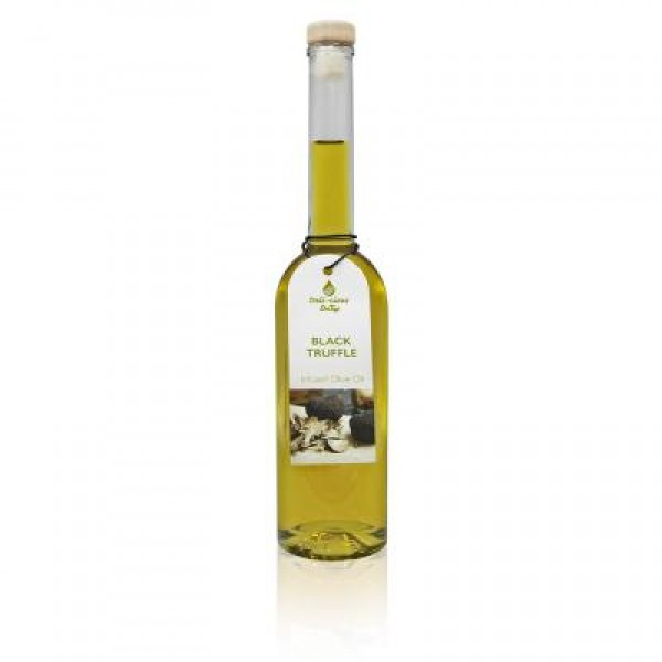Olive Oil infused with Black Truffle