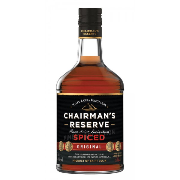 Chairman's Spiced Rum 70cl