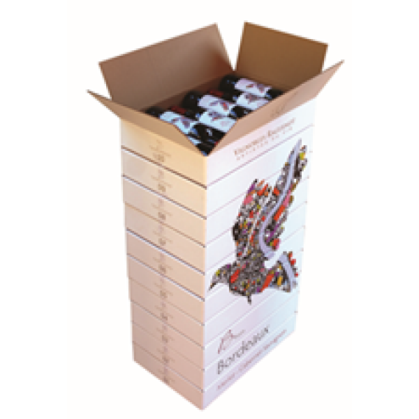 Bordeaux Premium Wine Box 6 bottles - TELL ME WINE...