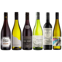 The South African White & Red Box of the Month