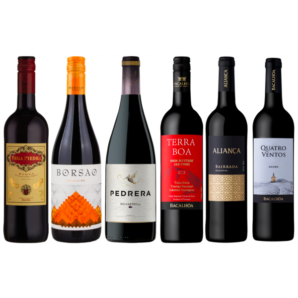 The Spanish and Portuguese Red Box of the Month